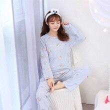 Pajamas Sets Women Sleep Lounge Pajama Set Sexy Ladies Sleep