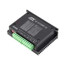 цена на TB6600 0.2-5A CNC Controller Stepper Motor Driver for Nema 17/23 tb6600 1 Axis 2 Phase Hybrid Stepper Motor