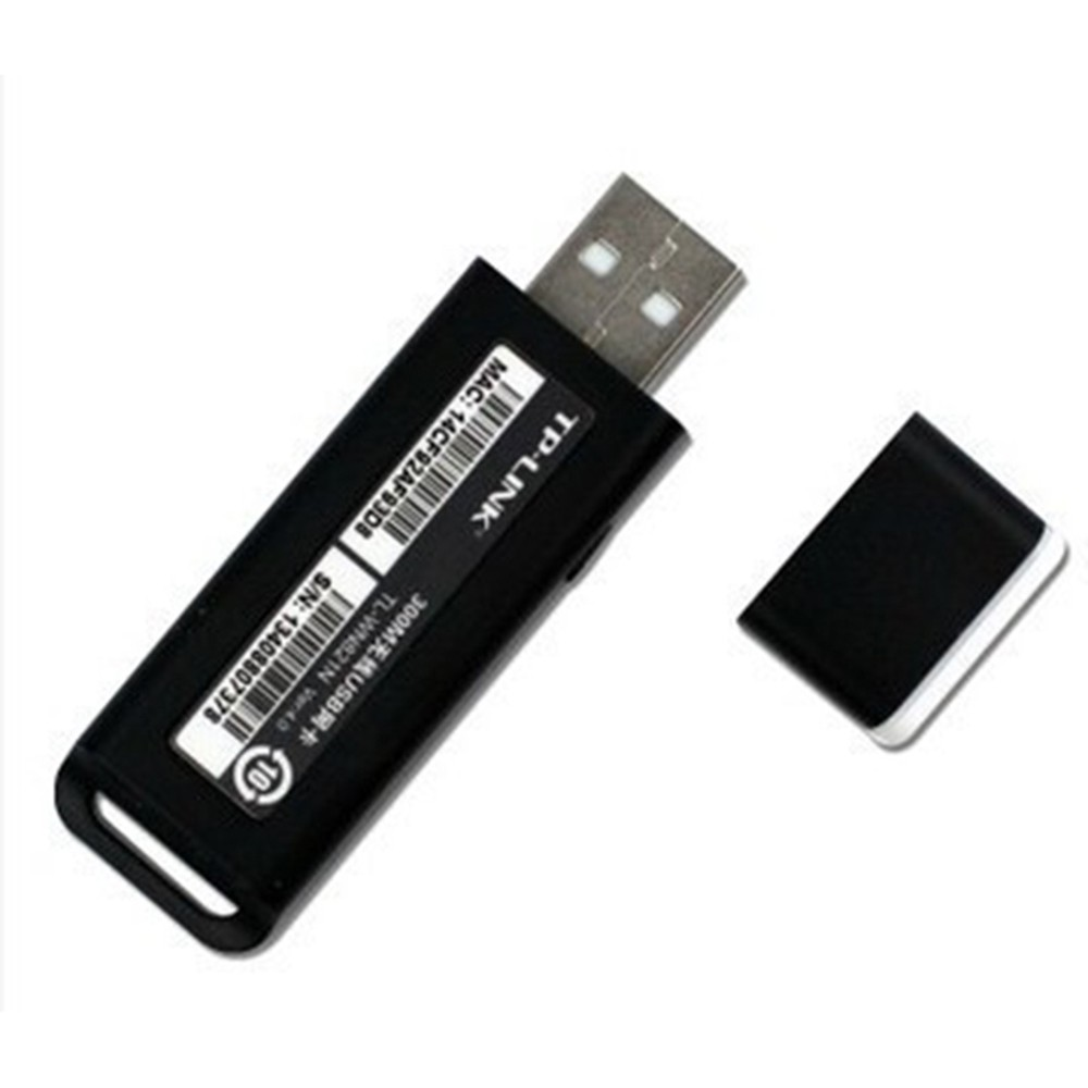 Tl Wn821n Usb20 Wifi Adapter 300mbps Wireless Network Card Wep Usb Tp Link Wn 821n Speed 300 Mbps 1