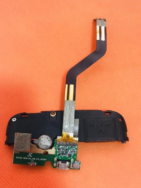 Б/у оригинальная зарядная плата с USB разъемом + микрофон + Громкий динамик для UMI Rome X MTK6580 5,5 дюйма 1280x720 HD четырехъядерный Бесплатная доставка