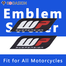 KODASKIN Motorcycle Emblem Sticker Decal for  WP suspension