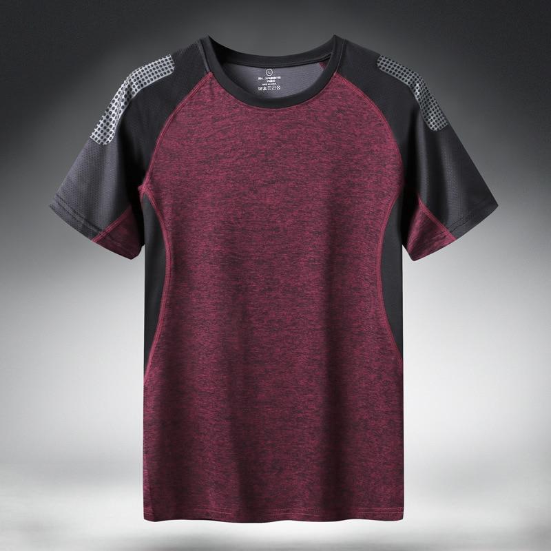 sport t shirt maroon red