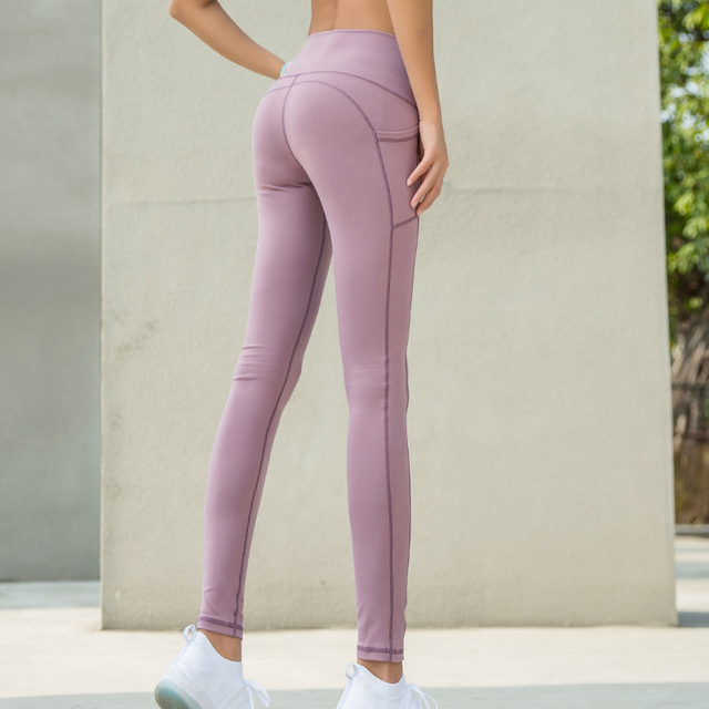 Yoga Pants With Pocket