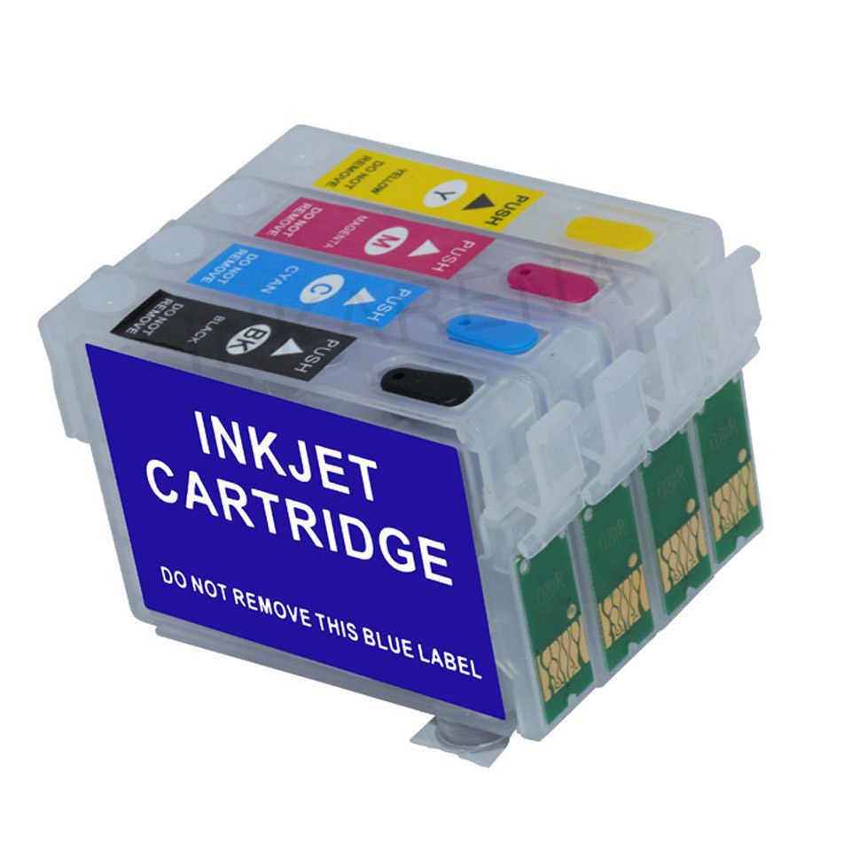 100 ML מחסנית דיו ריקה מדפסת מלוי ערכת דיו עבור Epson T0631 Stylus C67 C87 CX3700 CX4100 CX4700 C87PE דיו עם ARC