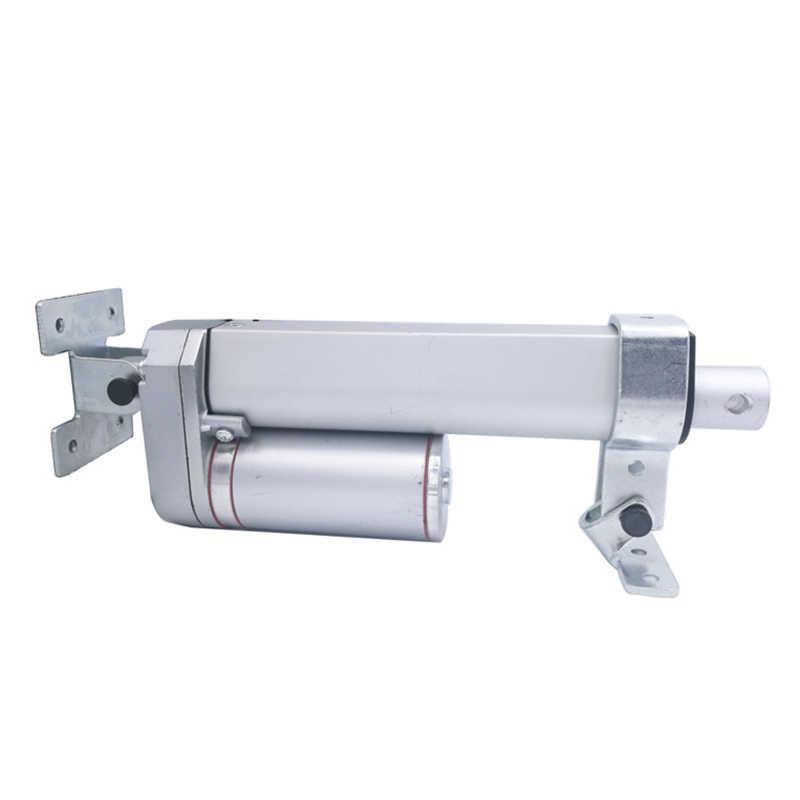 Привод открытого окна линейный привод установочный кронштейн болт установочное отверстие фиксированный кронштейн