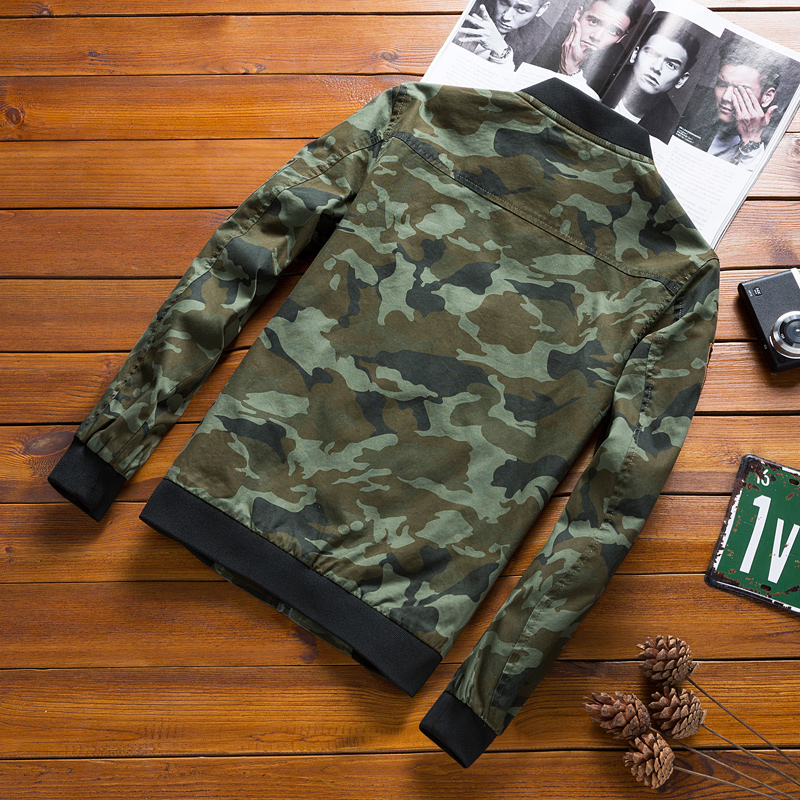 Winter Men Jacket 2017 Brand Casual Warmth army Military Camouflage Mens Jackets And Coats Parka Men clothes Outwear male jacket