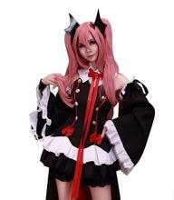 Seraph of the End Vampires Krul Tepes Cosplay Costume все цены
