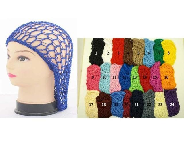 New Fashion Womens Turban Wrap Headband Soft Rayon Snood Vintage