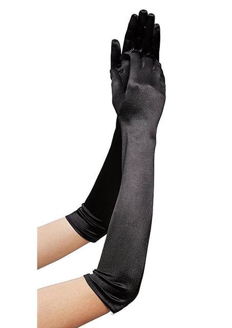 Elegant Gloves Matching Evening Dresses