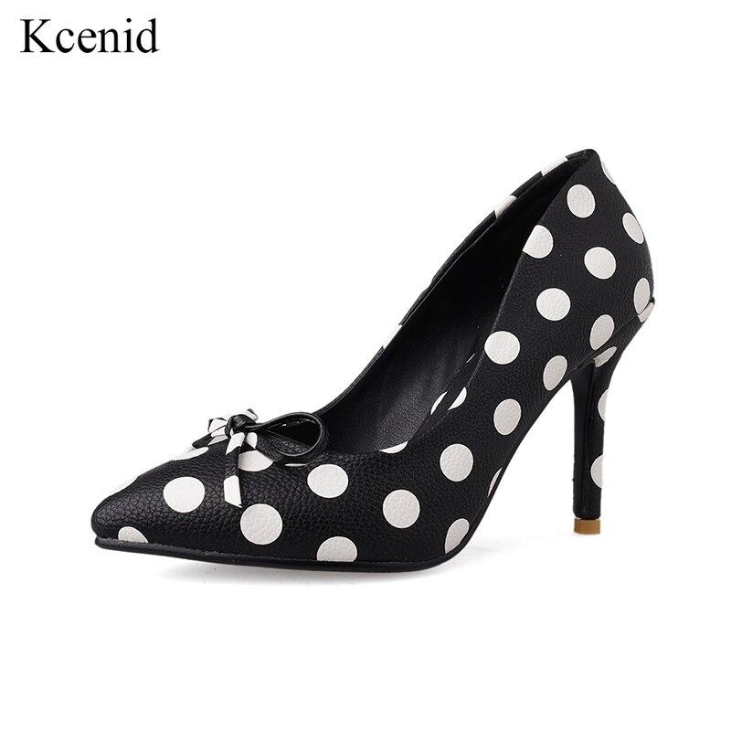 Kcenid New elegant women pumps pointed