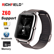 Smart Watch Women Men SIM Card Bluetooth Clock Phone Watch Smart Watches Call Metal Sleep Monitor Smartwatch Android  PK B57 P68