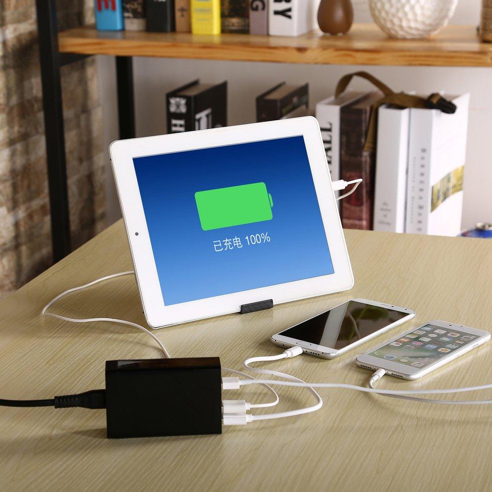 5PCS 5V 8A 5 Ports USB Charger Adapter Charging Smartphone Charge Socket AU Plug dynacord dynacord d 8a