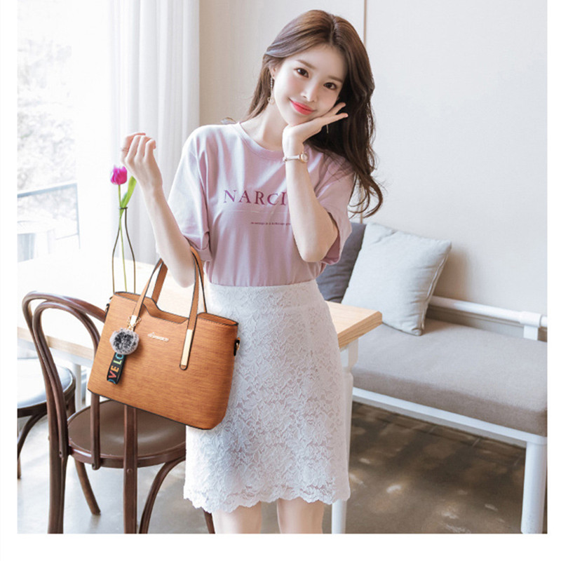 Women Messenger Bags With Tassel Famous Designers Leather Handbags Large Capacity Women Bags Shoulder Tote Bags bolsos 2019 New in Top Handle Bags from Luggage Bags