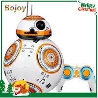 NEUE BB8 Wars RC BB-8 Ball Roboter Krieg der Sterne 2,4G fernbedienung control BB8 robot Action-figur Roboter Intelligenter Ball Spielzeug Für jungen kinder