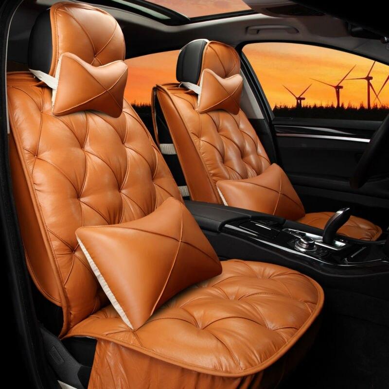Auto Sitzbezug Cushuion Pu Set Für Ferrari Gmc Savana Jaguar Smart Lamborghini Murcielago Gallardo Rolls Royce Phantom Universal Car Seat Cover Seat Covercar Seat Cover Set Aliexpress