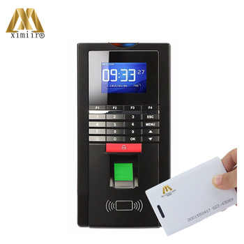 MF131 fingerprint access control and time attendance with 125khz card reader free software support ODM/OEM software development - SALE ITEM Security & Protection