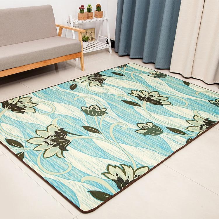 Zeegle tapis nordique pour salon grand tapis maison antidérapant grande chambre doux enfant chambre tapis tapis de sol chaise de bureau