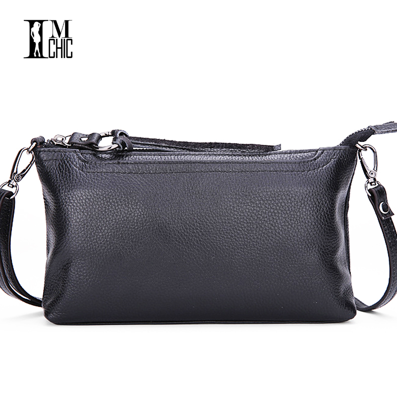 fe9ceaf705 Brand Designer Genuine Leather Ladies Handbag Vintage Tassel Women s  Crossbody Bags Female Clutch Women Shoulder ...