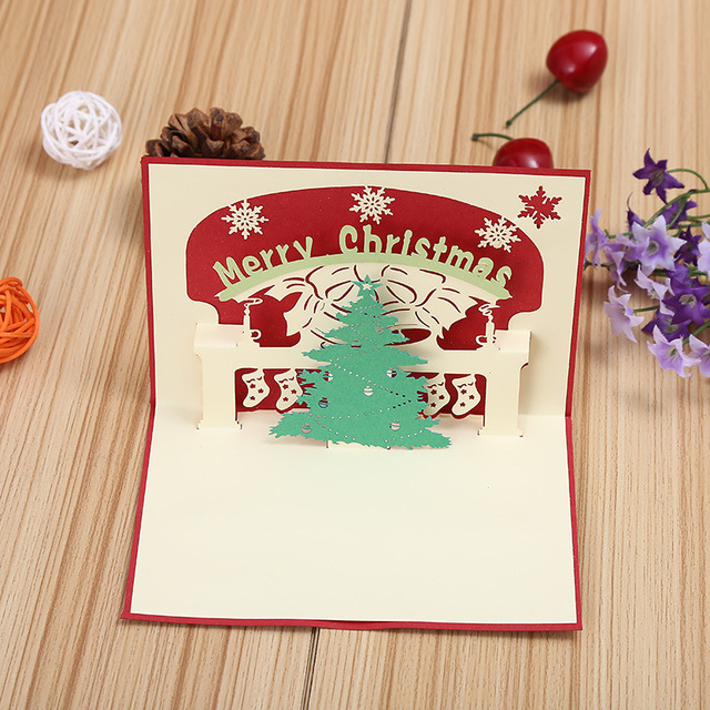 Manufacturers selling christmas cards and creative diy laser stereo manufacturers selling christmas cards and creative diy laser stereo hollow handmade cards new year greeting card m4hsunfo