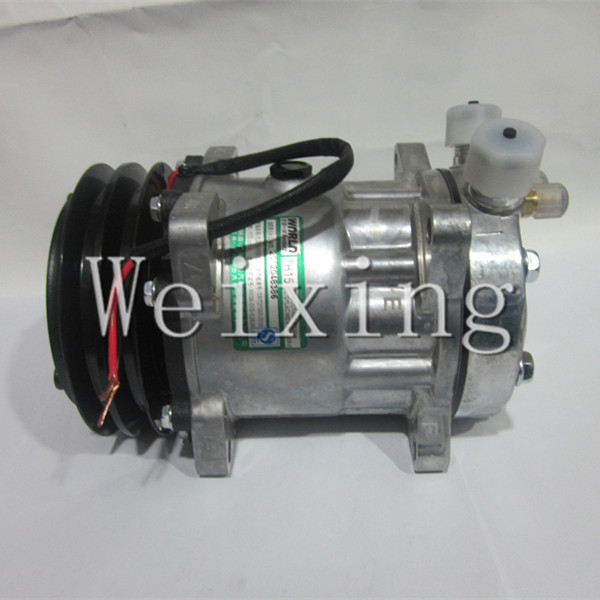 709/7H15 Auto ac compressor for Volvo Truck Man F 2000 1593151 8113622 11007314 11058974 8150135 8150136 8113627 7866