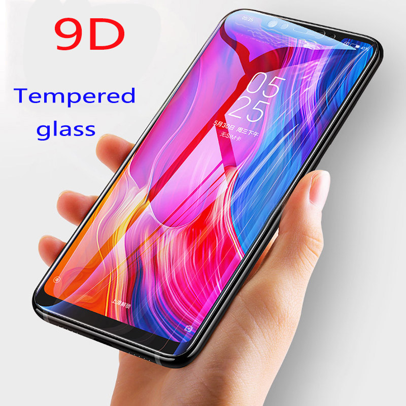 Full Cover Tempered Glass For Xiaomi Redmi Note 7 Protective Film Screen Protector Glass For Xiaomi