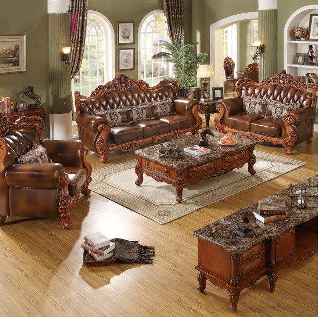 Webetop European luxury Combination living room furnitures