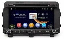 Quad Core 1024*600 Android 4.4 Voiture DVD GPS Navigation Lecteur De Voiture Stéréo pour KIA K5/OPTIMA 2014 Radio 3G Wifi Bluetooth