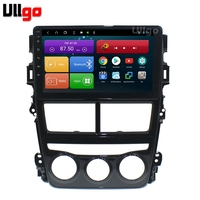 10.1 inch Octa Core Android 8.1 Car DVD GPS for Toyota Vios Yaris 2018 Autoradio GPS Car Head Unit with BT RDS WIFI Mirror link