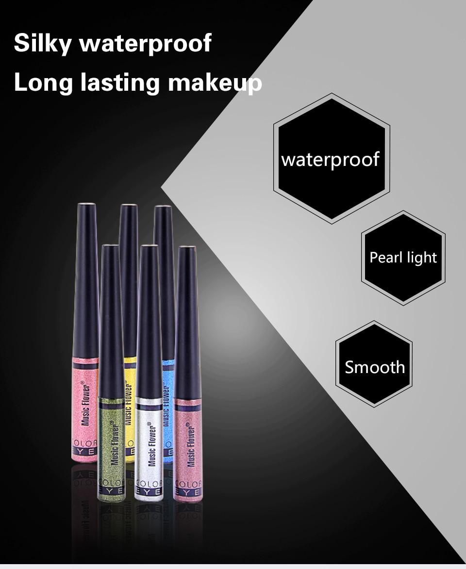6 eyeshadow pen