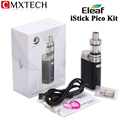 Original pico kit eleaf istick 75 w caja mod vape cigarrillo electrónico 2 ML Melo Melo III Mini o 4 ML 3 Tanque E Hookah vaporizador