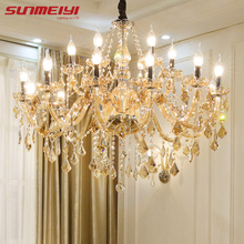 Chandelier Decoration Modern Candle