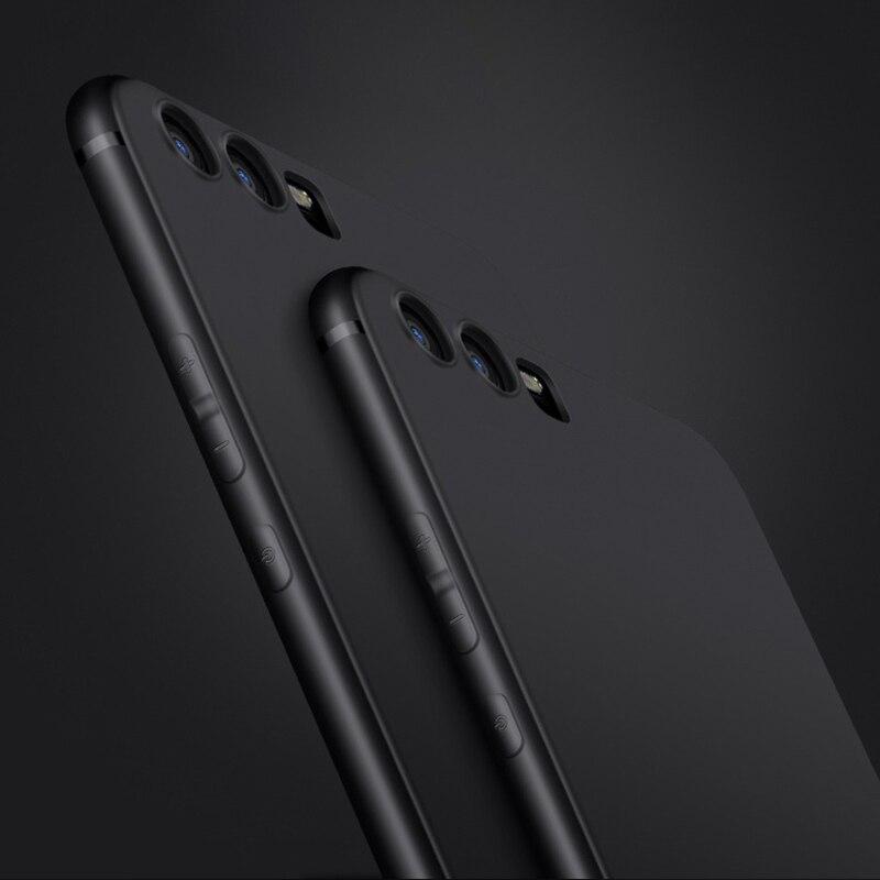 Coque ТПУ мобильный телефон силиконовый чехол для huawei P 10 случаях тонкий кожи ультра тонкий мягкий чехол для huawei P9 p8 P10 Lite 2017 плюс