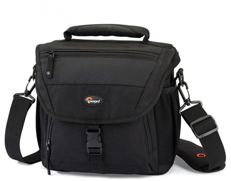 Lowepro Nova 170 AW Digital SLR Camera Bag Épaule photographique professionnel DSLR photo Sacs À Main pour canon et nikon
