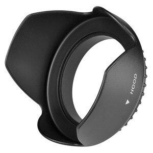 "Image 5 - UV CPL FLD מסנן צבע הדרגתי כוכב ND2 ND4 ND8 עדשת הוד כובע עבור Canon EOS M M2 M3 עם עדשות EF M 18 55 מ""מ 55 200 מ""מ מצלמה"