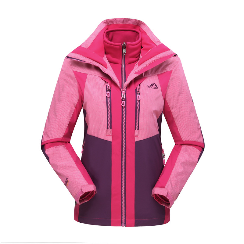 Ski Jacket Women Waterproof Winter Snow Jacket Thermal Coat For Outdoor Mountain Skiing Snowboard Jacket Jackboarding Jacket