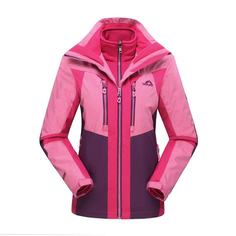 Ski Jacket Women Waterproof Winter Snow Jacket Thermal Coat For Outdoor Mountain Skiing Snowboard Jacket Jackboarding Jacket