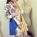 Мода люксовый бренд Кашемир Шарф Женщины Негабаритных Зима пончо, шали и Шарфы для женщин Пашмины Одеяло bufandas