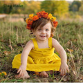 Stay Naive Girls Dresses Summer 2017 Princesses Baby Girls Clothing Children's Clothing Bowknot Girls Dresses