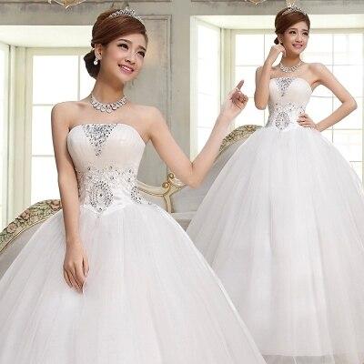 Importados de China 2015 Organza Vestido de Novia Vintage barato ...