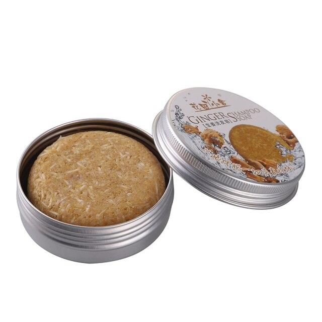 100% puro champú para el cabello hecho a mano jabón procesado en frío champú de canela Barra de champú para el cabello herramienta para el cuidado del cabello 6 colores