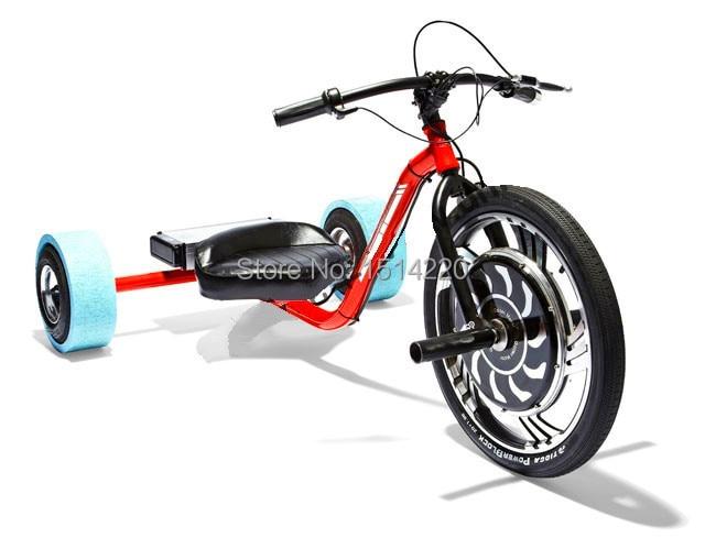 Electric 48V,500W drift trike , electric drift trike,electric go ...