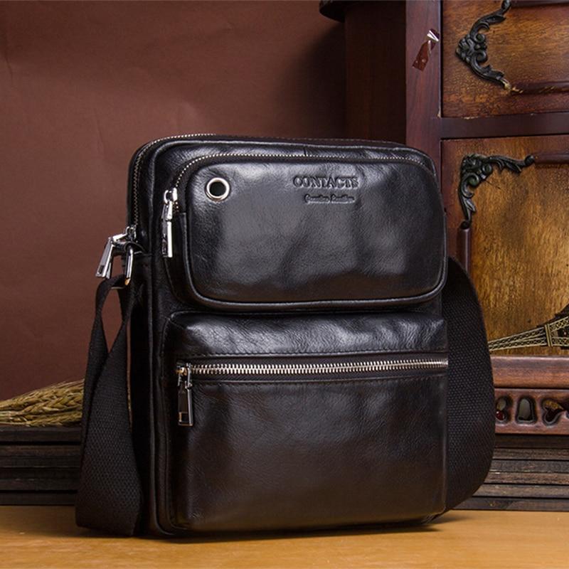 კონტაქტი ნამდვილი ტყავის - ჩანთები - ფოტო 5