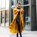 2016 шерстяные зимнее пуховое одеяло хлеб женский средней длины вниз пальто утолщение более-колено