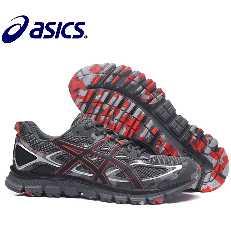 Original New Arrival Man s ASICS GEL-SCRAM 3 Stability Running Shoes ASICS  Sports Shoes Sneakers Outdoor Activities Hongniu bcdbae786