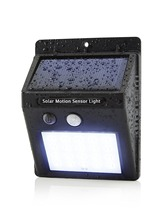 Waterproof 20 LED Solar Light Solar Panels Power PIR Motion Sensor LED Garden Light Outdoor Pathway Sense Solar Lamp Wall Light