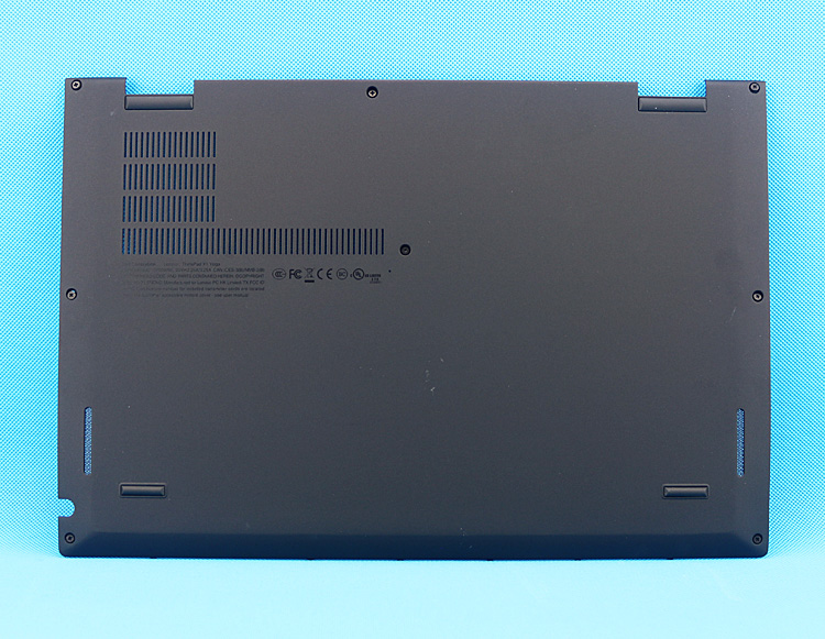 New Original for Lenovo ThinkPad X1 Yoga 2nd Bottom Case Base Cover Back Shell 01AY911 460.0A922.001 case cover for lenovo ideapad yoga 2 pro 13 13 base bottom cover laptop replace cover am0s9000200