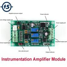 AD620 Strumentazione Amplificatore Ad Alto Guadagno Del Segnale Differenziale Amplificatore Programmabile MV Segnale di Pressione del Peso di Alimentazione