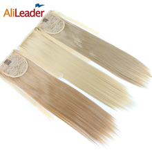 AliLeader False Hair Tail Hairpiece Ponytail Synthetic Tress of Hair 18