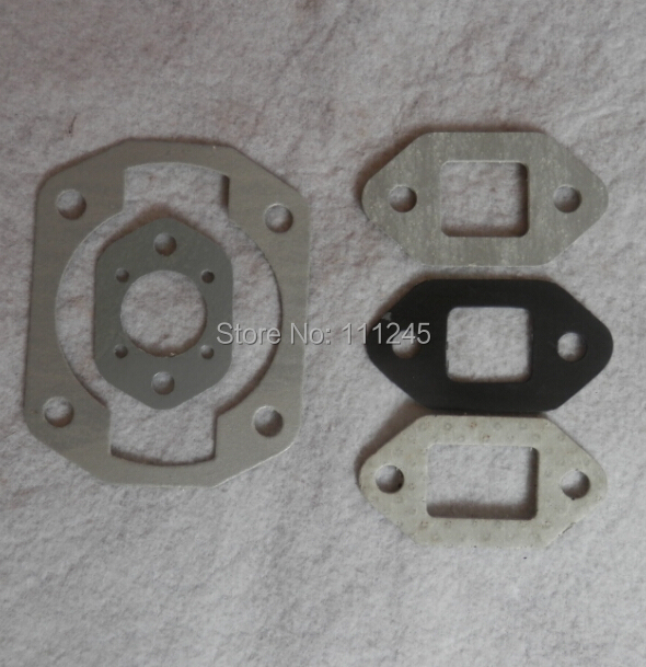GASKET SET FOR WACKER WM80 BS600 BS30 BS650 BS720 BH22 BH23 BH24 FREE SHIPPING BASE GASKET REPLACEMENT OEM PART#160986 free shipping 10pcs cs4221 bs