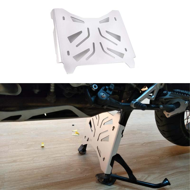 For BMW R1200GS ADV Engine Guard Extension Skid plate Centerstand Center Stand For BMW R1200GS LC 2014 2015 2016 2017
